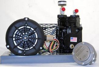 Electric Vapor Compressor