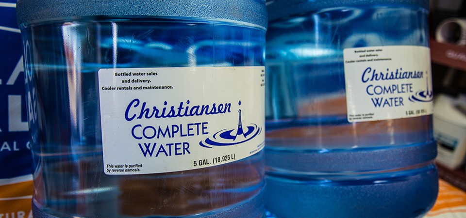 Christiansen Complete Water